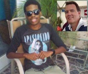 Jordan Davis, la víctima, y Mike Dunn, el victimario.