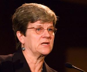 Kathleen Jamieson, directora del Centro de Políticas Públicas Annenberg de la universidad de Pensilvadre.