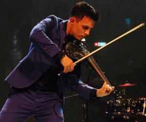 Ben Lee, el violinista supersónico: 15 notas por segundo