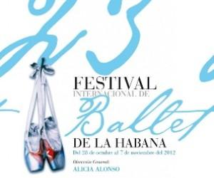 23 Festival de Ballet de La Habana