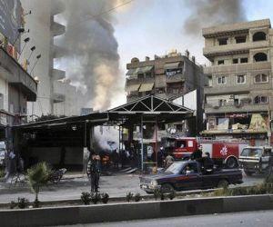Atentado cerca de Damasco
