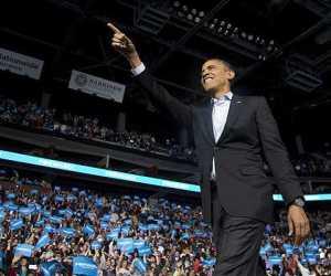 Obama ganador