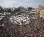 Plaza Tahir en Egipto