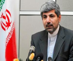 Portavoz del Ministerio de Exteriores iraní, Ramin Mehmanparast