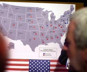 Elecciones 2004. Foto: Archivo EFE