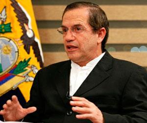 Ricardo Patiño.