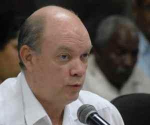 Ministro cubano de Comercio Exterior e Inversiones Extranjeras, Rodrigo Malmierca. Foto: Archivo.