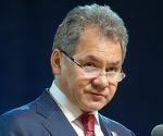 Serguéi Shoigú, ministro de Defensa de Rusia. Foto: Archivo.