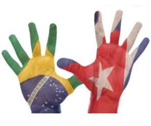 Llegan a Brasil los primeros 400 médicos cubanos