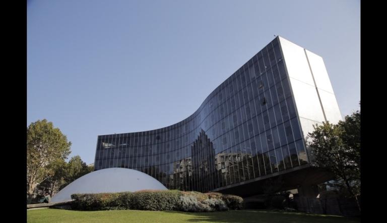 Sede del Partido Comunista francés. Foto:AP