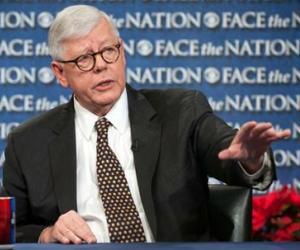 David Keene, presidente de la Asociación Nacional del Rifle.