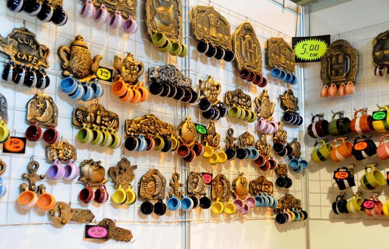 Feria Internacional de Artesanía, FIART 2012. FOTO: Omara García Mederos/AIN