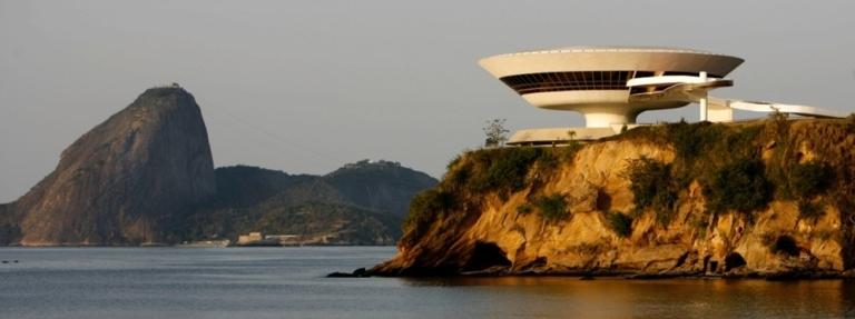 Museo de Arte Contemporáneo de Niteroi. Foto:AP