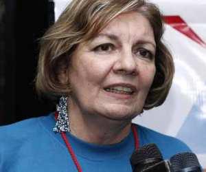 Ana Elisa Osorio. Foto: Archivo.