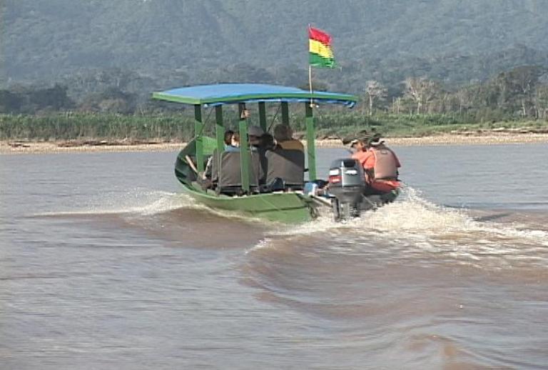 Viaje a la Amazonía boliviana. FOTO: Yordanis Rodríguez Laurencio