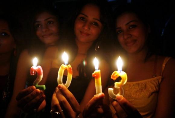 Bhopal, India, en homenaje a la víctima de violación