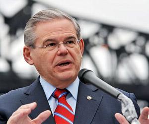 El Senador Bob Menéndez. Foto: Archivo