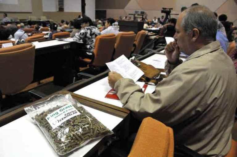 Comisión Agroalimentaria de la Asamblea Nacional del Poder Popular. FOTO: AIN
