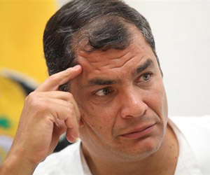 Foto: Presidencia Ecuador.