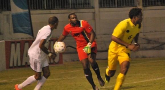 Fútbol Dominicana-vs-Haití