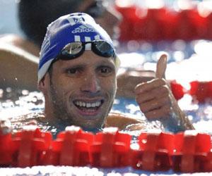 Hanser García va a semifinales esta tarde con el quinto mejor registro