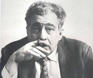 José Lezama Lima. Foto: Archivo