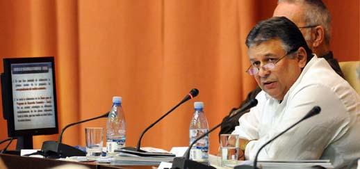 Asamblea Nacional. 10mo Período Ordinario. Foto: Jorge Luis González.