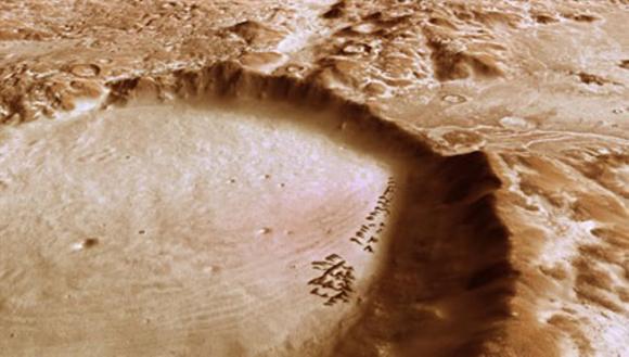 Además, para los aficionados las imágenes permiten observar la gran belleza de la superficie del Planeta Rojo, mientras que los científicos pueden sacar valiosa información sobre los procesos que experimenta la superficie de Marte. Un gran número de cráteres de este tipo indica que el planeta tiene más de 3.000 millones de años. Foto: ESA