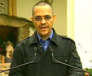 Ernesto Villegas, Ministro de Comunicación e Información de Venezuela
