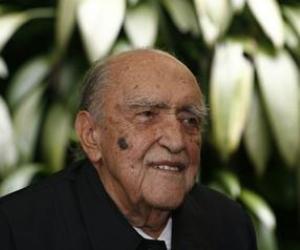 Murió el afamado arquitecto brasileño Oscar Niemeyer