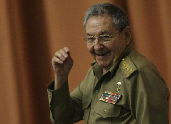 Preside Raúl Castro, sesión plenaria de la Asamblea Nacional. Foto: Ismael Francisco/Cubadebate.
