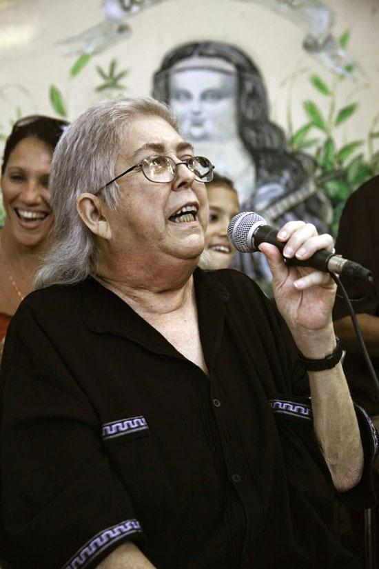 Sara González. Foto: Roberto Chile/ Cubadebate
