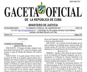 No hay costo adicional para ingresar a Cuba, aclaran fuentes legales