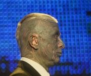Vladimir Franz en campaña.
