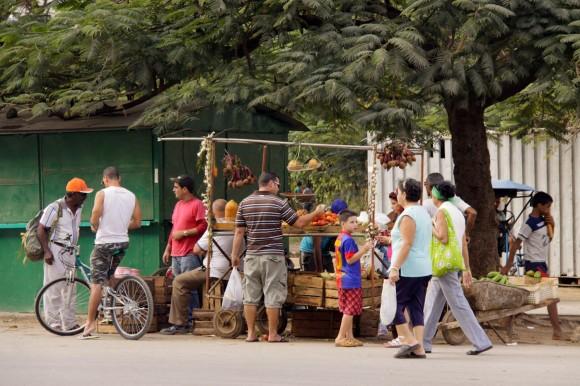 Carretilleros. Foto: Alejandro Ramírez Anderson.
