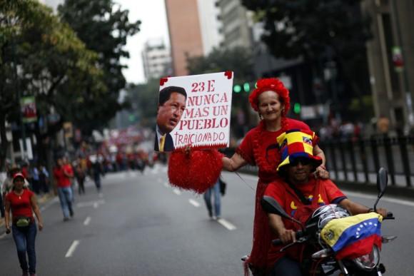 Venezuela, hoy. Foto: AVN.