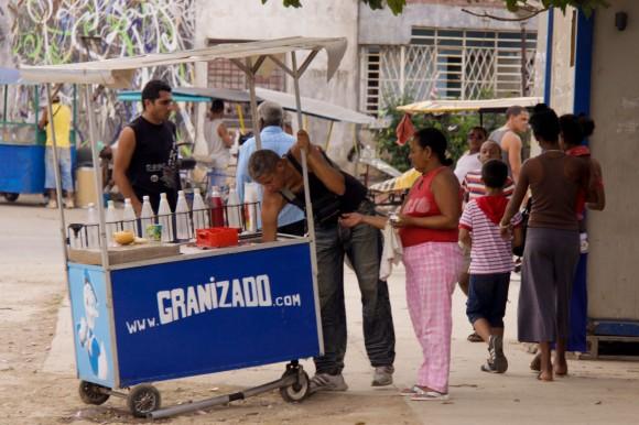 Granizado web. Foto: Alejandro Ramírez Anderson.