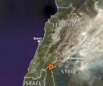Israel bombardea a Siria