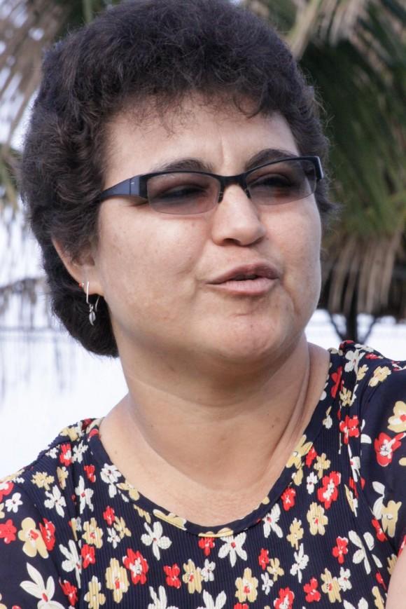 Jaqueline Jiménez, de Venezuela. Foto: Alejandro Ramírez Anderson.