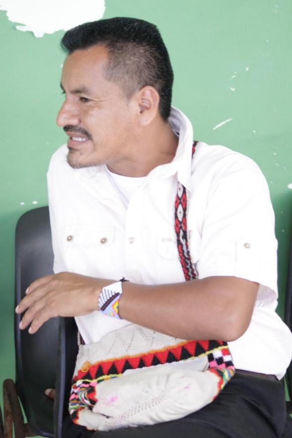Nelson Lemus, de Colombia. Foto: Alejandro Ramírez Anderson.