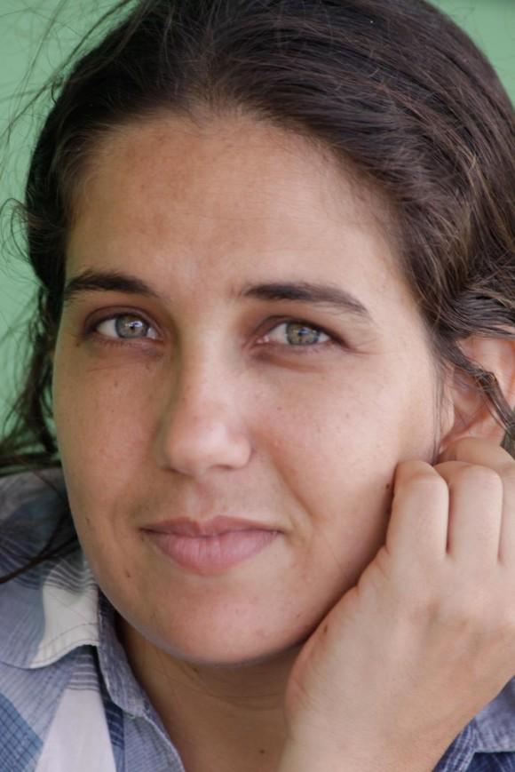 Yaniska Lugo, de Cuba. Foto: Alejandro Ramírez Anderson.