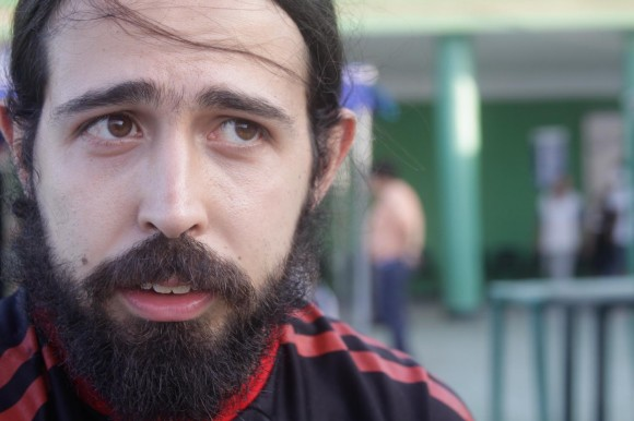 Diego Ugalde, de México. Foto: Alejandro Ramírez Anderson.