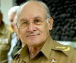 El Ministro del Interior de Cuba, Abelardo Colomé Ibarra