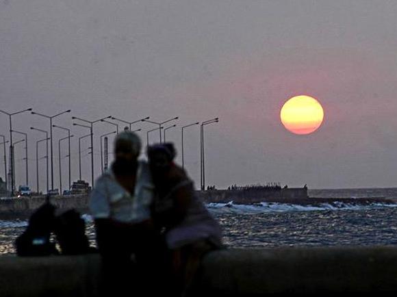 Atardecer. Foto: Ismael Francisco/Cubadebate