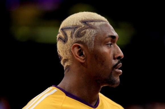 Foto: El jugador americano de la NBA Ron Artestron / mundodeportivo