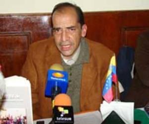 El escritor y periodista mexicano Héctor Tenorio Núñez.