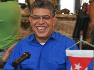 Elías Jaua este lunes en La Habana