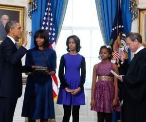 Obama prioriza migración, clima y minorías en discurso de investidura
