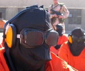 Prisionero en la Cárcel de Guantánamo