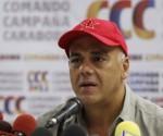 El jefe del Comando de Campaña Carabobo, Jorge Rodríguez